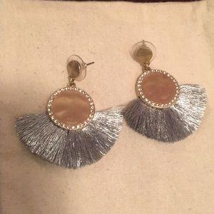 Loft Fan Earrings